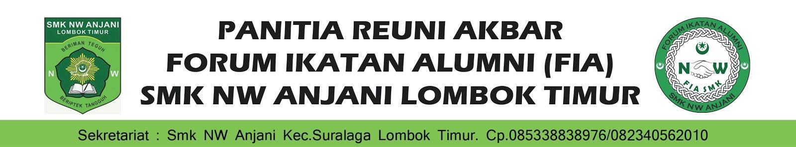 Khairil Ahyan Perigi Contoh Surat Undangan Reuni Smk Nw Anjani