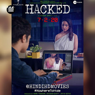 Hacked (2020) Hindi full movie download