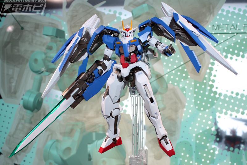 Metal Robot Damashii 00 Raiser - Release Info