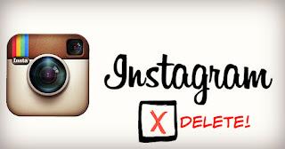 شرح طريقة حذف حساب انستجرام Instagram نهائياً