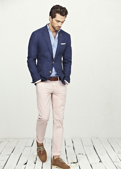 Men S Styling Get The Cannes Look Menswear