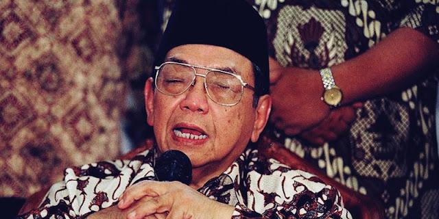 Tiga Keteladanan Gus Dur Untuk Bangsa Indonesia