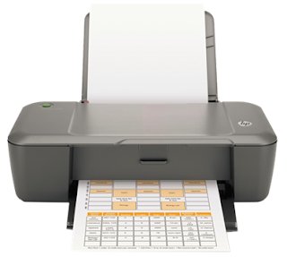 HP Deskjet 1000 J110a Printer Driver Download