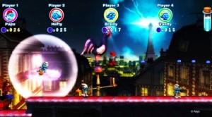 Imagem do jogo The Smurfs 2 Playstation 3 PS3 2013