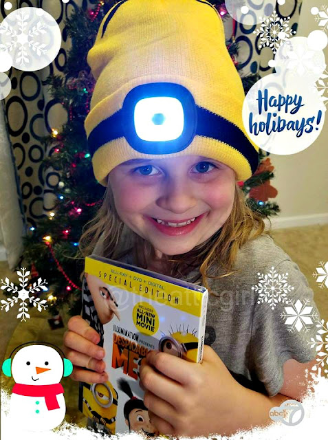 Merry Minions, holiday gift guide, movie reviews, holiday gifts for kids, printables, stocking stuffers