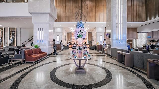 Arnoma Hotel Image Lobby