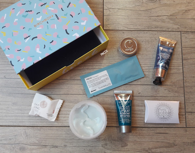 Birchbox Juin 2017 / City Break
