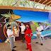 """Crean alumnos de CECyTE Sonora mural artístico """"Metamorfosis 2020"""""""
