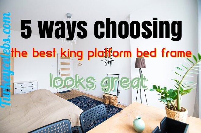 Seven Shocking Facts About Platform Bed Frame.