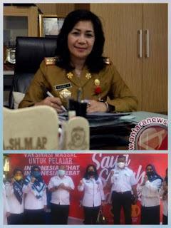 SMP NEG 40 Makassar  Jadi Tuan Rumah Program  Vaksin Bagi  Siswa Mulai  Umur 12 Tahun