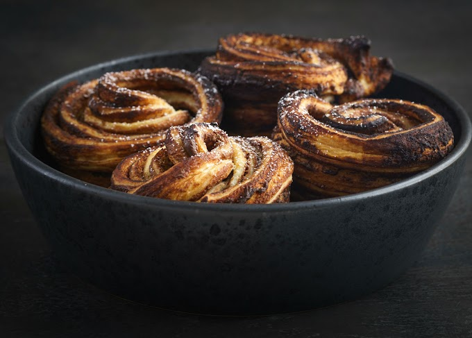 Kakaós csiga muffinformában sütve: a tésztakészítéssel nincs macera