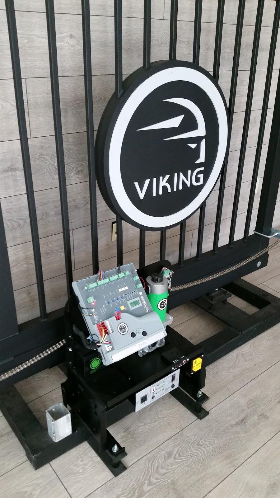 Viking slide gate openers