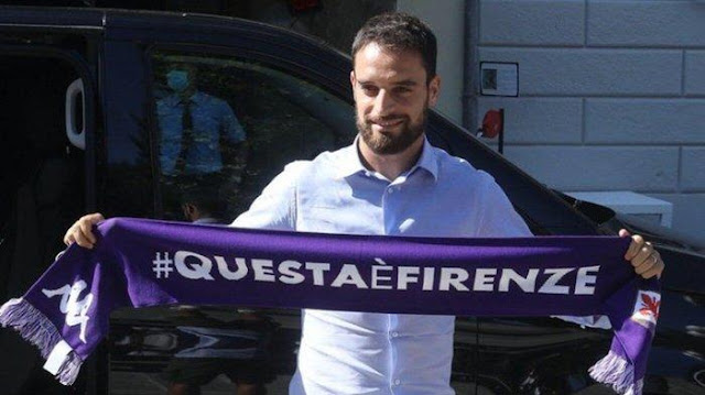 RESMI : Giacomo Bonaventura Pemain Fiorentina