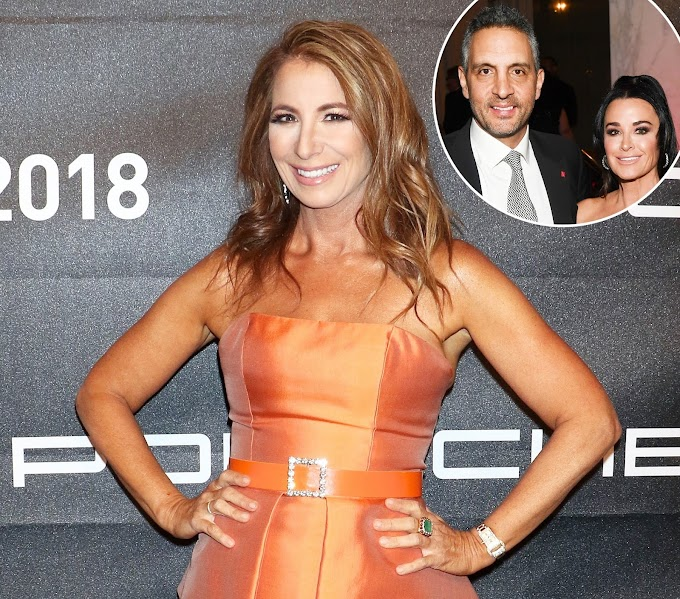 Jill Zarin Clarifies Comment She Made About Kyle  Richards' Marriage To Mauricio Umansky, Kyle Responds!