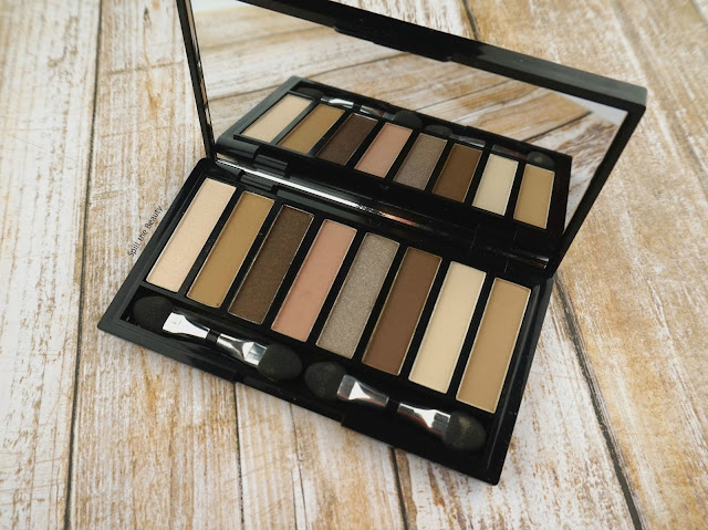 Quo Summer 2016 Limited Edition Summer Collection review eyeshadow palette sea sun sand