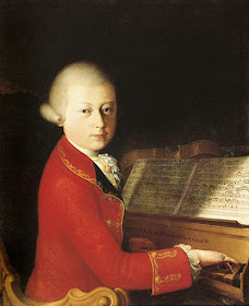 Saverio dall Rosa: Mozart aged 14 in January 1770