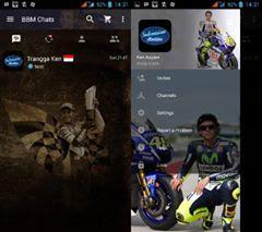 BBM Mod Valentino Rossi v2.13.1.14 Apk Terbaru