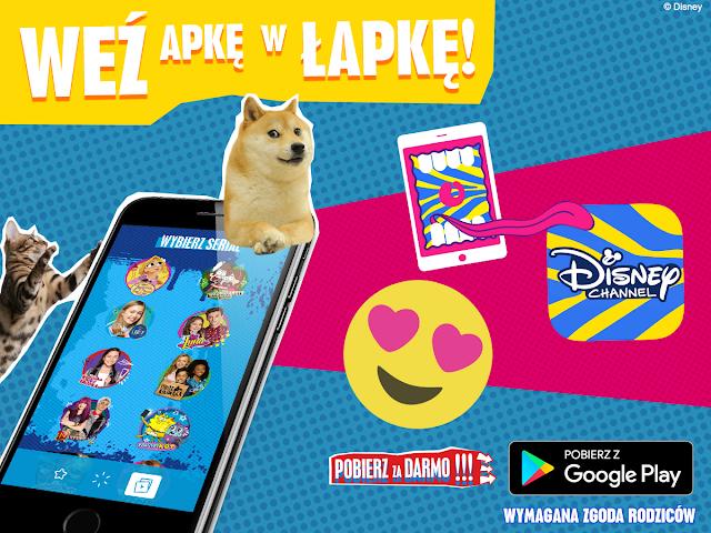 Polska aplikacja Disney Channel