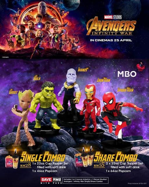 mbo avengers infinity war