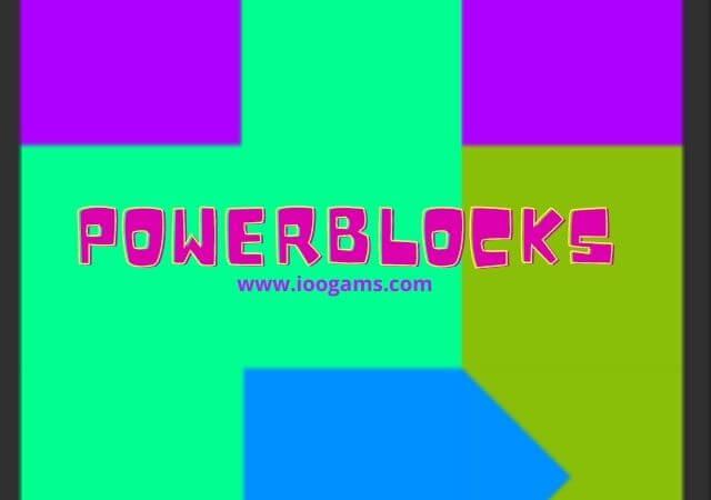 Powerblocks tengram game online