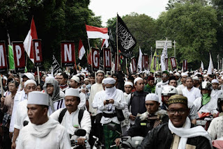 Jakarta kerah 7,000 polis, 500 askar jelang bantahan Muslim tegar pada 4 Nov