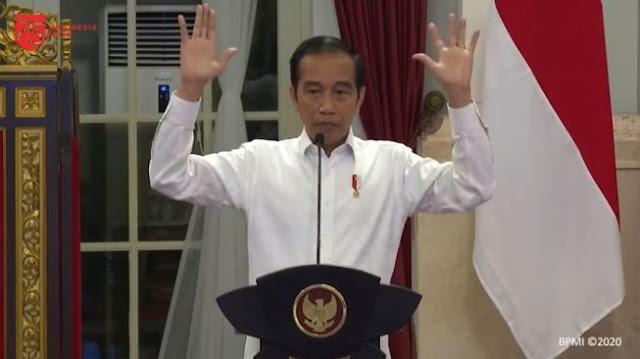 Jokowi Mau Reshuffle, Pigai: Sumber Masalah justru Ketidakmampuan Memimpin