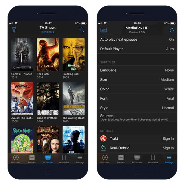افضل تطبيقات لمشاهدة الافلام