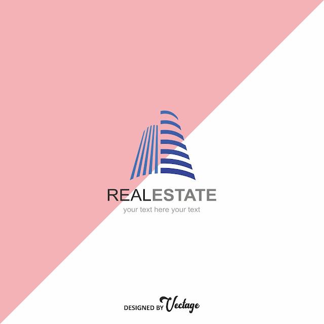 property logo design, real estate logo,