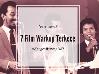 7 Film Warkop Terkece