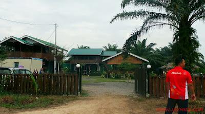 pintu masuk al cabin camp
