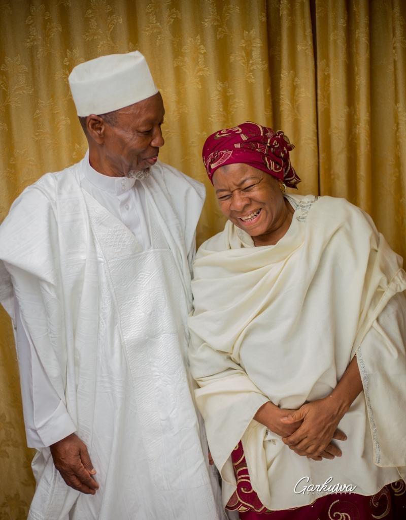 Nigerian Couple Celebrate 50th Wedding Anniversary (photos) #Arewapublisize