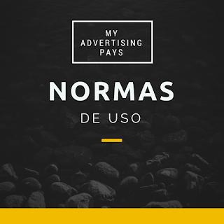 My Advertising Pays - normas de My Advertising Pays en tusalarioaqui.blogspot.com.es