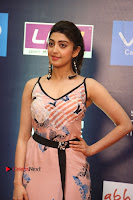 Actress Pranitha Subhash Pos in Short Dress at SIIMA Short Film Awards 2017 .COM 0124.JPG