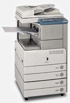 Spesifikasi Mesin Fotocopy Canon iR 3570