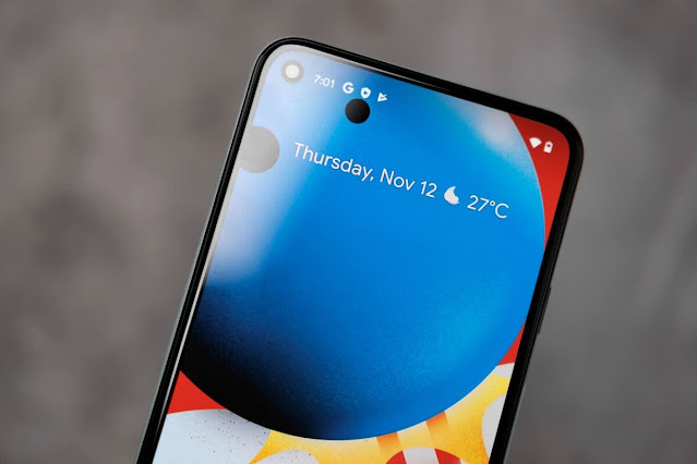 The Pixel 6 may be out next month, according to Google's CEO