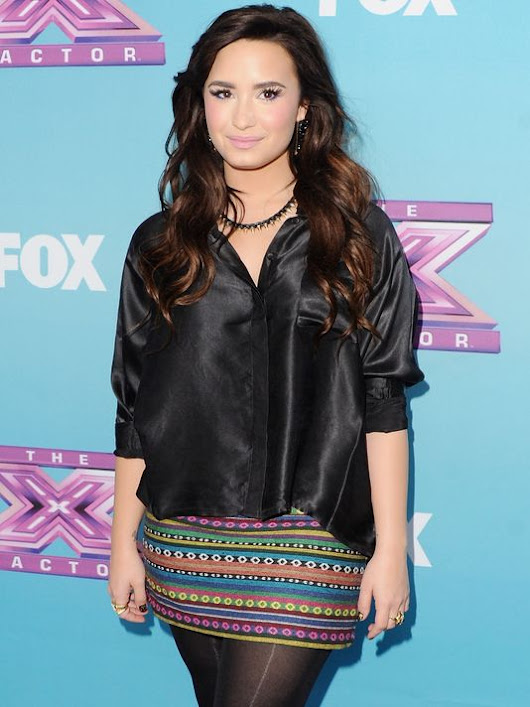 Demi Lovato is back for Season 3 of 'X Factor'