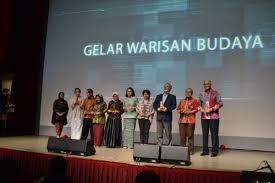 5 Warisan Budaya Indonesia yang Diakui UNESCO