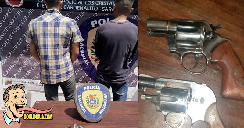 Un funcionario del CICPC y otro de la PNB detenidos por robo y homicidio