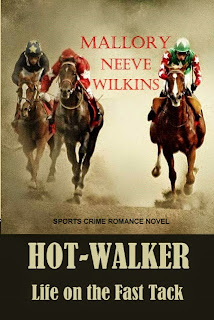 Hot-Walker Life on the Fast Track Canadian horse racing crime novel