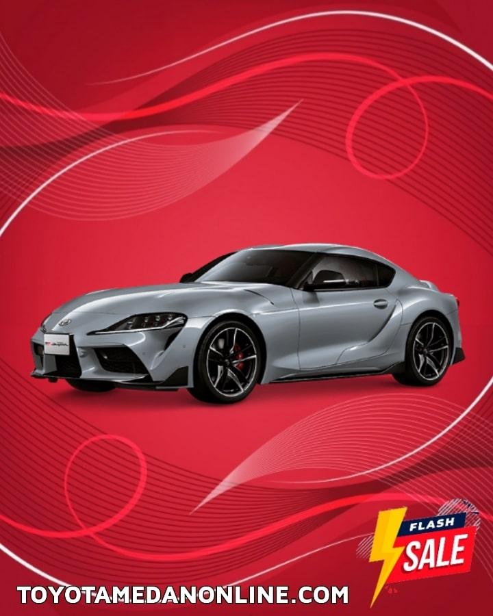 Harga Promo Toyota Supra Medan