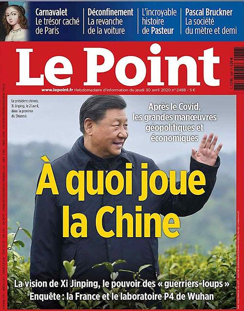 Até a grande imprensa começou a suspeitar jogo duplo chinês