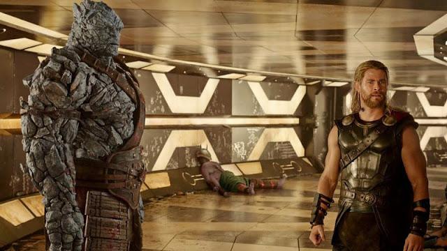 Korg e Thor