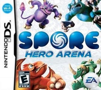 Rom Spore Hero Arena NDS