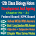 Development And Ageing 12 Class Biology Notes