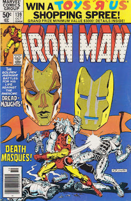 Iron Man #139, Madame Masque