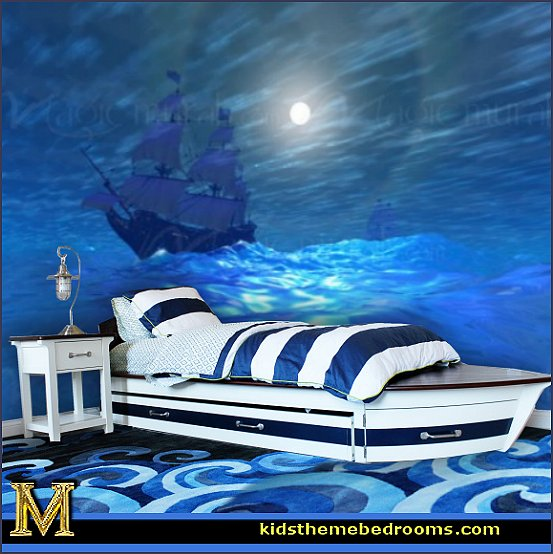 Decorating Theme Bedrooms Maries Manor Row Boat Beds