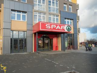 Супер-маркет SPAR - г.Калининград ул.Гагарина 13