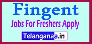 Fingent Recruitment 2017 Jobs For Freshers Apply