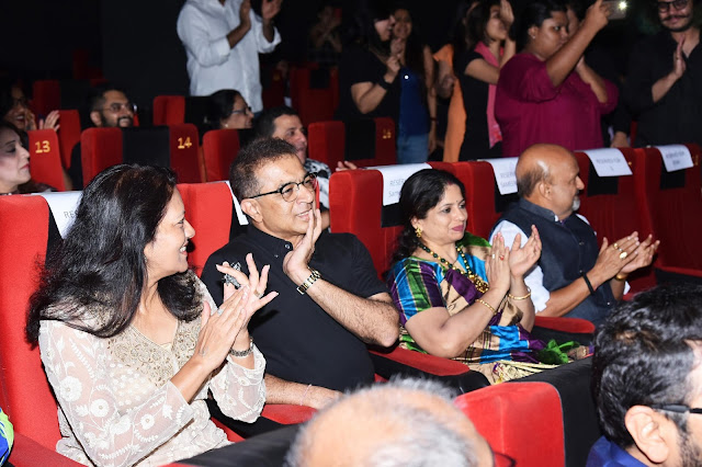 Music Director Viju-Shah-&-Sameer-in-screening