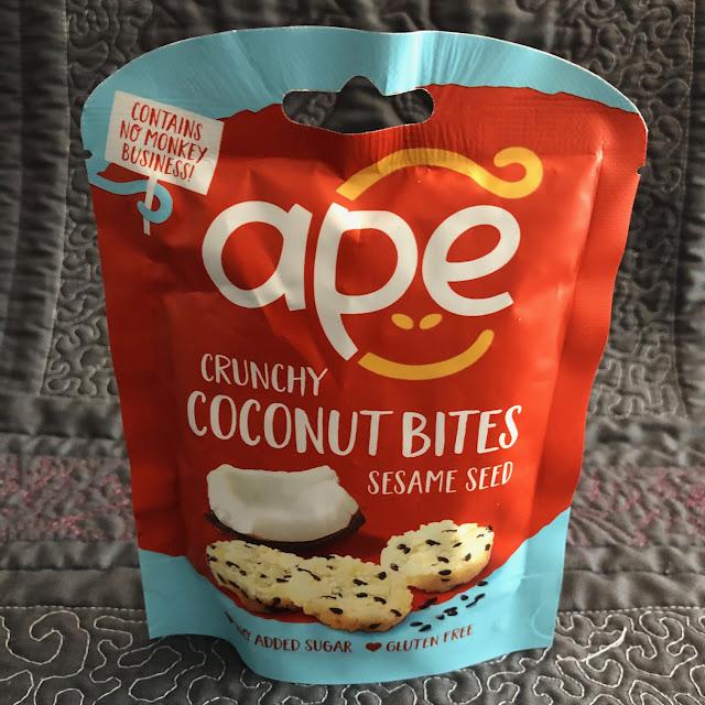 healthy coconut snacks